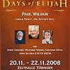 Days of Elijah Konferenz