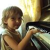 My sweet God daughter