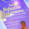 Pastoral Ordination Ceremony of Mrs. P. Eromosele