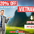 SAVE 20% OFF TO GET VIETNAM VISA ON ARRIVAL