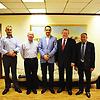 Visit of Mr. Daniel C. Monatano from Zhittya Reg