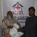 Distribution of Raw Food to Needy Widow's F-7/4, French Colony, Islamabad Pakistan