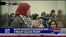 Muslim US Student Defends Terror