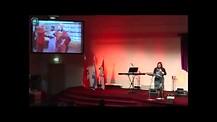Missionsgottesdienst mit Claudia Wintoch
