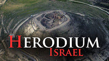 Archaeologist Eli Shukron Interview at Herodium for Discover the Truth Television