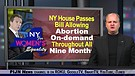 New York Passes Abortion On-demand Through All Nine Months