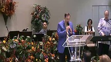 Sunday Worship Service Evangelist Chris D'Amico Healing and Miracle