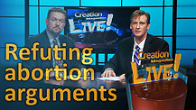 (5-24) Refuting abortion arguments