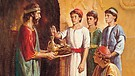 Daniel Ch. 1 - Favor With The King!
