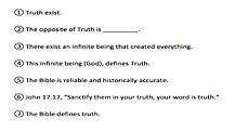 Part 2 Authority of Scriptures and Logic