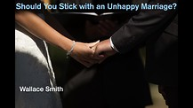 Should You Stick with an Unhappy Marriage?