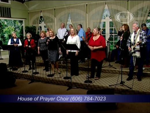 3/13/17 Hour of Harvest featuring House of Prayer Choir