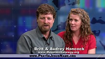 Raised from the dead!  Christian missionaires Britt and Audrey Hancock Part 2 of 2