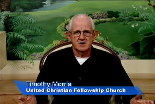 Pastor Timothy Morris