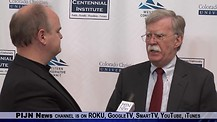 Is Trump blocked by Deep State? Ambassador John Bolton and Frank Gaffney