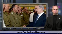 Netanyahu's pick Told Troops To Fight In God's Name