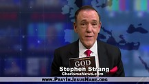Did God choose Donald Trump for President?  Stephen Strang says yes