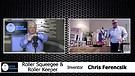 My Cool Inventions LIVE Featuring Inventor Chris Ferencsik and Roller Keeper and Roller Squeege for