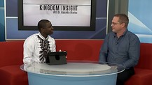 Trusting in God's Timing, Dr. Kazumba Charles with Guest Steven Stoffelsen