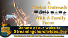 Streaming Church Video Live Online Giving