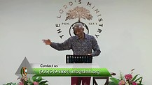 Total Victory Because Of The Sacrifice Of Christ~4.6, by Pastor Ian M Taylor