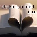 """On mi reče: """"Sine čovječji, pojedi što je pred tobom; pojedi taj svitak, onda idi i govori kući Izraelovoj!"""" <br />"""